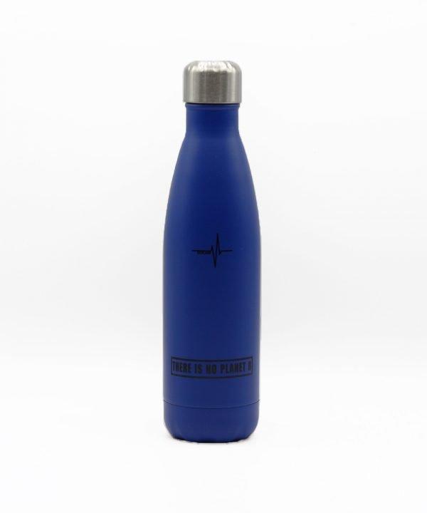 borraccia termica acciaio inox riutilizzabile ecologica ecoland.it blu 1