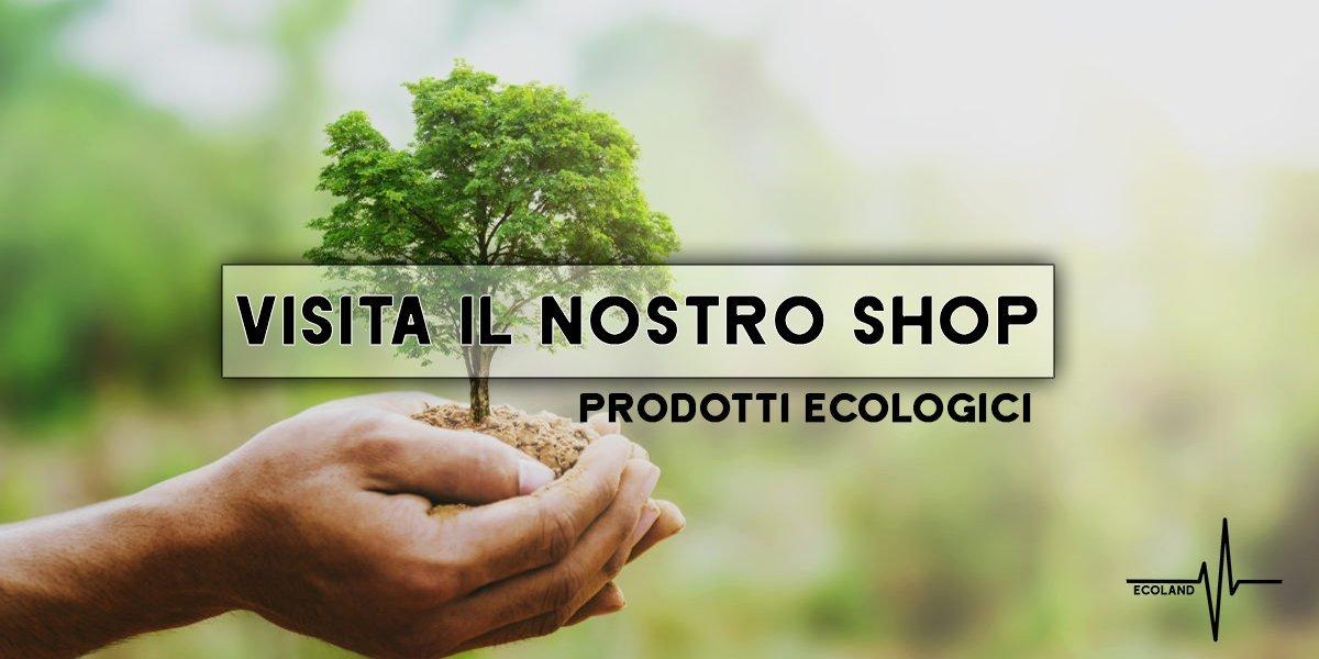 e-commerce prodotti ecologici