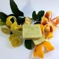 sapone artigianale agli agrumi