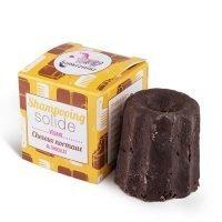 Lamazuna shampoo solido al cioccolato per capelli normali e secchi